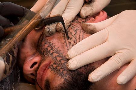 Brent McCown - Hand Tattoo Seminar