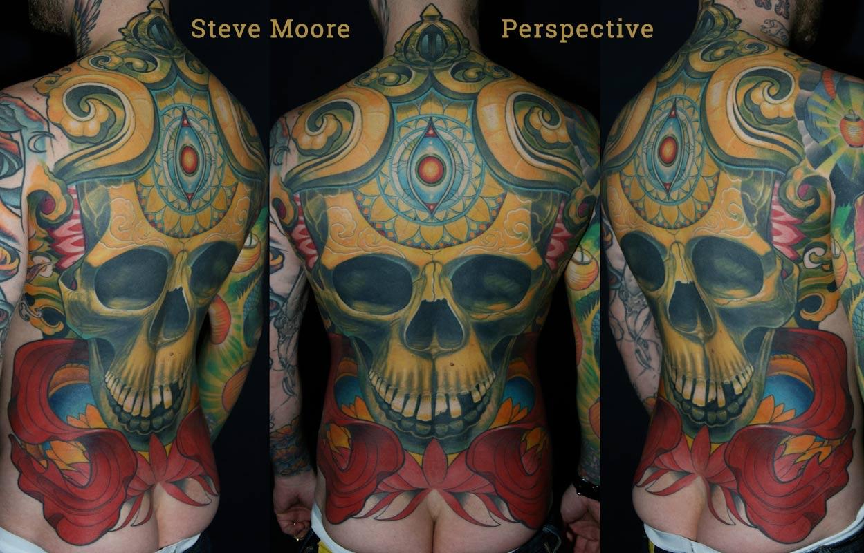 Steve Moore - Perspective - Deposit